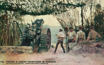 World War One Postcards