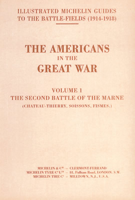 The Americans in the Great War Volume 1
