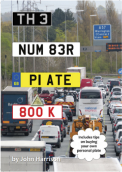 THE NUMBER PLATE BOOK