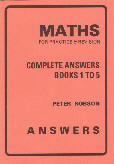 MATHS Complete Answers