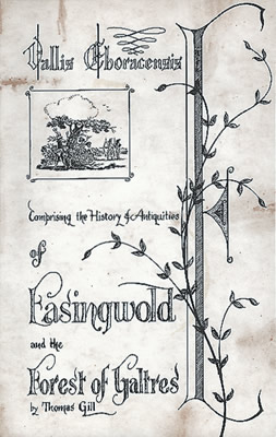 Easingwold's History Vallis Eboracensis: Comprising the History
